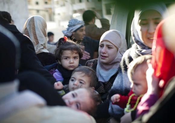 Niños sirios refugiados (5)