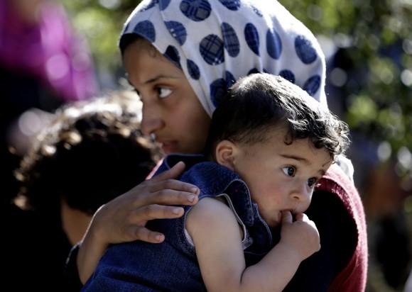 Niños sirios refugiados (7)
