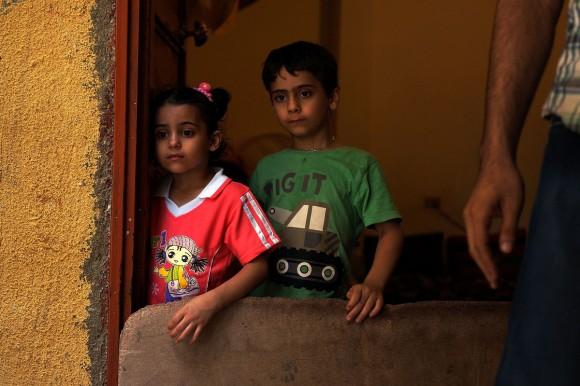 Niños sirios refugiados (9)