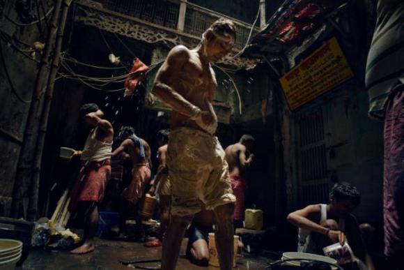 El malasio Nick Ng Yeow Kee con 'amanecer''.