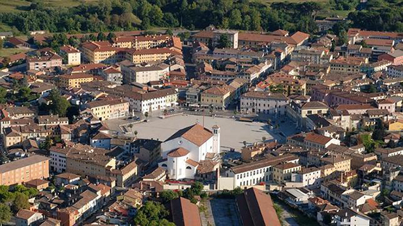 Palmanova fue fundada el 7 de octubre de 1593.