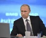 Vladimir Putin. Foto: Ria Novosti/Reuters.