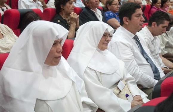 CUBA-LA HABANA-ANIVERSARIO 30 DE FIDEL Y LA RELIGION