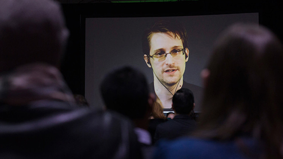 Snowden-conferencia-contraseña