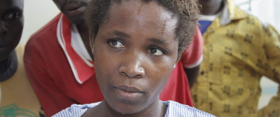 19-year-old woman rescued 2 days after the attack on Kenyan university