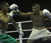 Veitía aseguró a Domadores en semifinales. Foto: Otmaro Rodríguez