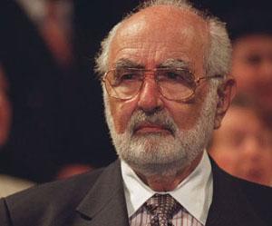 El director de El Mercurio, Agustín Edwards.