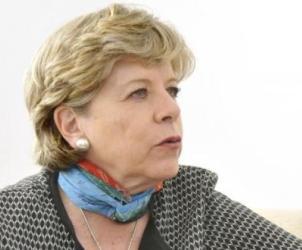 Alicia Bárcena. Foto: Granma.