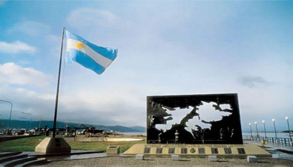 argentina + espionaje + islas malvinas