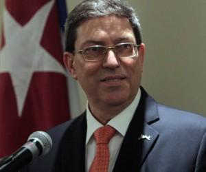 Proseguirán las conversaciones Cuba-EE.UU en las próximas semanas, afirma canciller Bruno Rodríguez