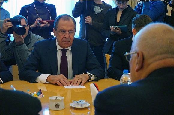 Foto: Cancillería de Rusia.
