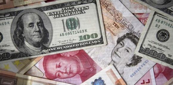 dolar-euro-libra-yuan