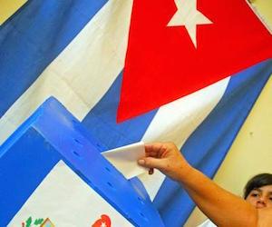 CUBA- LAS TUNAS-VOTO POR LA REVOLUCIÓN COMO MUESTRA DE PATRIOTISMO EN LAS ELECCIONES PARCIALES
