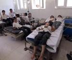 envenenamiento de estudiantes en Afganistán