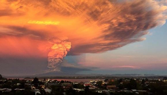 Establecen alerta sanitaria en Chile tras erupción del ...