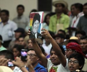 Organizaciones de Bolivia pedirán referéndum para reelegir a Evo Morales