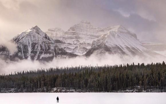 Parque Nacional Banff, Canadá. Foto: Tanner Wendell Stewart