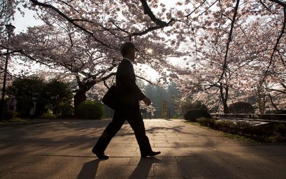 Tokio, Japón. Foto: Tony Burns.