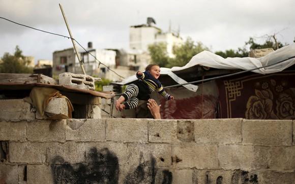Gaza. Foto: Reuters.
