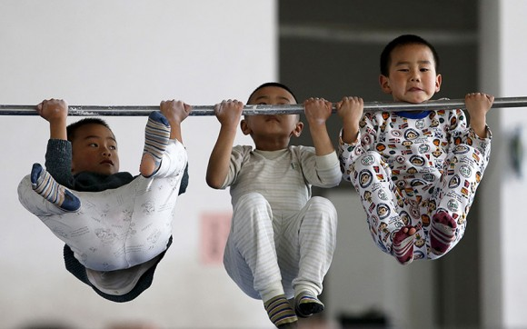 Jiaxing, China. Foto: Reuters.