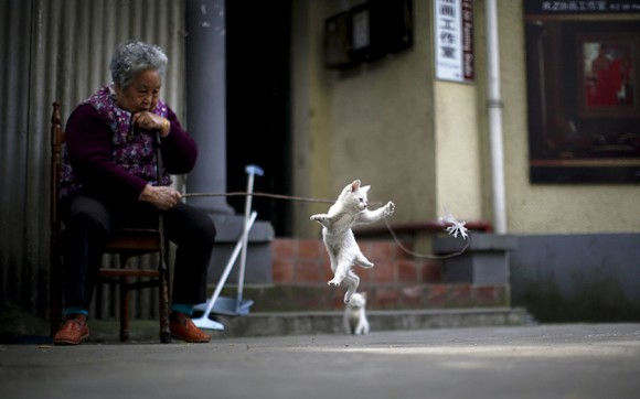 Shanghai, China. Foto: Reuters.