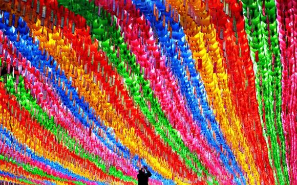 Seúl, Corea del Sur. Foto: AP.