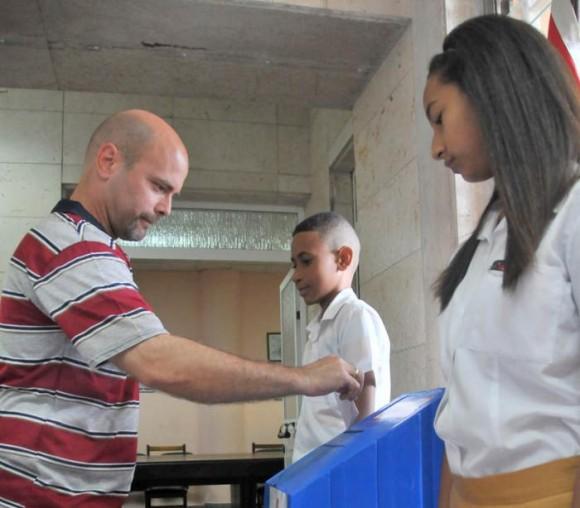 El voto de un héroe: Gerardo Hernández