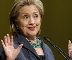 Hillary Clinton (Foto: Archivo.)