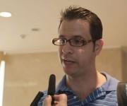 Elier Ramirez, escritor cubano.Foto: Ismael Francisco/Cubadebate.