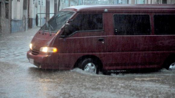 ENSO brings rains, thunderstorms and floods to Cuba