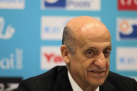 Julio Maglione, Presidente de la ODEPA