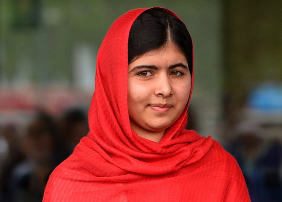 Malala Yousafzai. Foto: Tomada de http://diariocorreo.pe