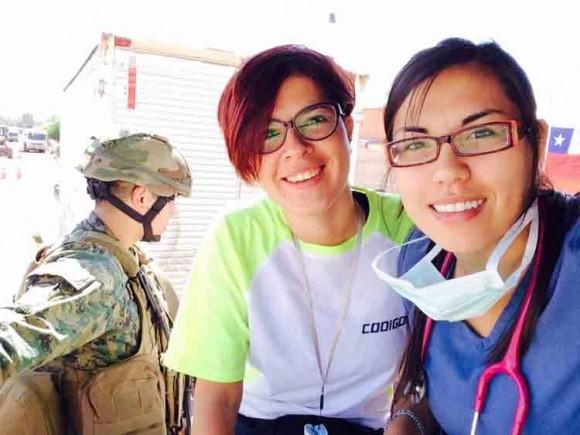 Médicos de ELAM en Chile. Foto: Diario Digital
