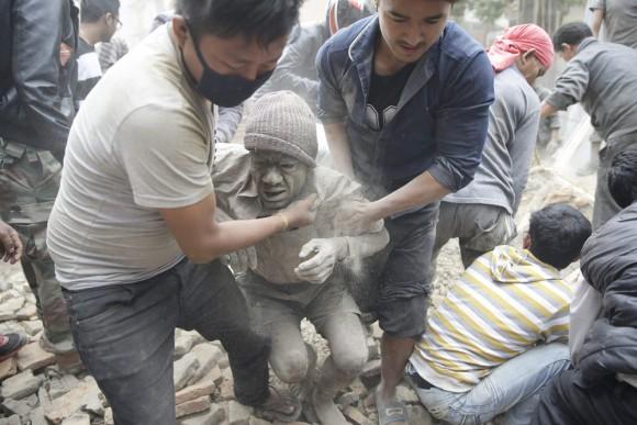 El terremoto de Nepal fue advertido por sismólogos hace una semana