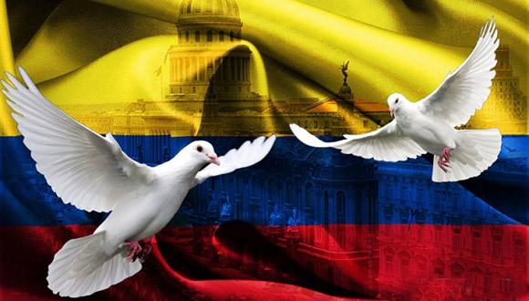 Agradece presidente Santos respaldo de Cuba y EE.UU. a proceso de paz
