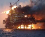 plataforma petrolera de México