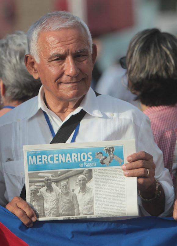 El reverendo cubano Odén Marichal, quien asiste al Foro de la Sociedad Civil Foto: Ismael Francisco/ Cubadebate