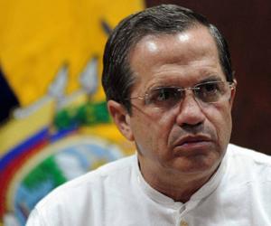 El excanciller y exministro de Defensa, Ricardo Patiño, fue nombrado como el encargado del movimiento. Foto: Archivo.
