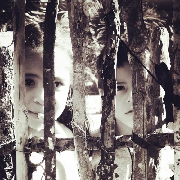 Rostros infantiles. Foto: Yohana Hidalgo / Cubadebate