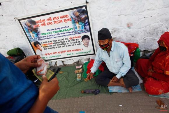Foto: Niranjan Shrestha/ AP.