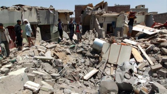 yemen ataques