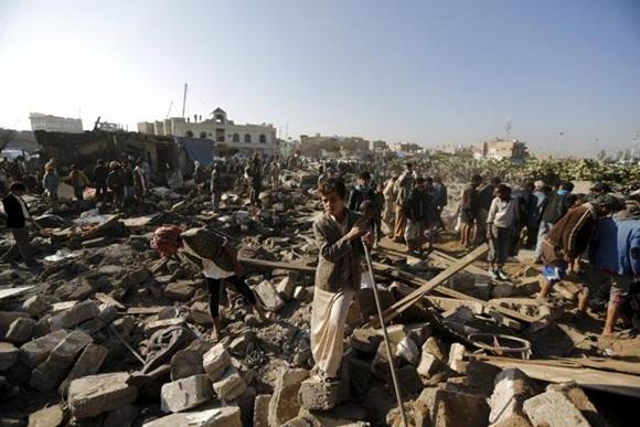 yemen bajo ataque 3