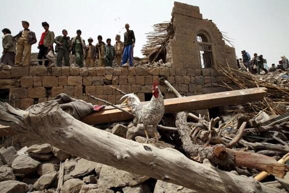 yemen bajo ataque 7