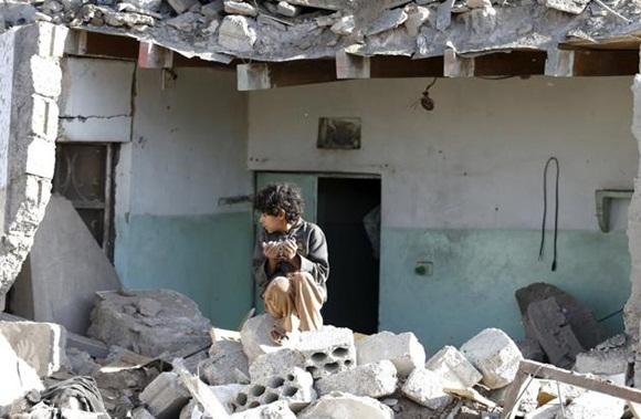 yemen bajo ataque 9