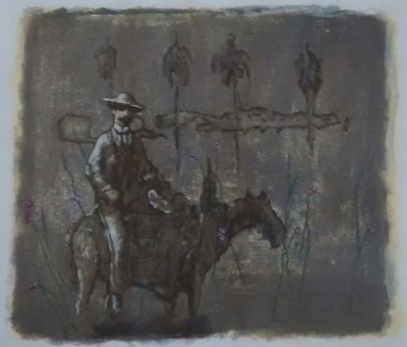 De la serie Imágenes en el tiempo, de Agustín Bejerano (1964). Col. de Araceli García-Carranza.