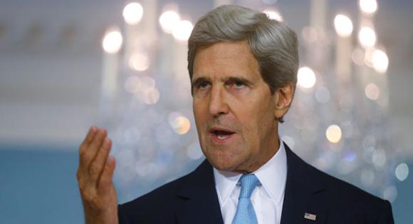 John Kerry. Foto: AP (Archivo)
