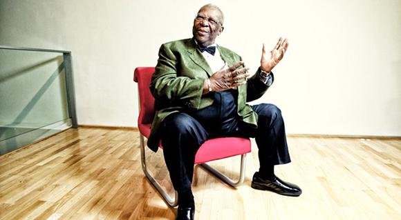 Muere leyenda del blues B. B. King a los 89 años