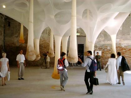 La 56 Bienal de Veneca traerá a Italia. Foto tomada de