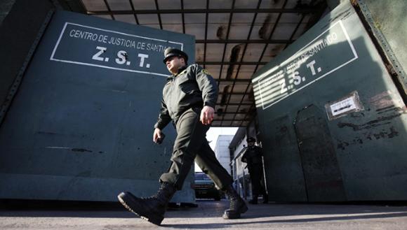Exagentes de la dictadura chilena reciben nueva condena por violación de los derechos humanos. Foto: EFE.