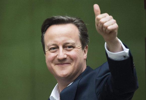 David Cameron. Foto: EFE